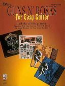 Guns N' Roses for Easy Guitar