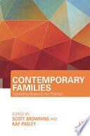 Contemporary Families