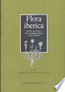 Flora ibérica: Plantaginaceae-Scrophulariaceae