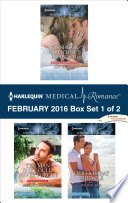 Harlequin Medical Romance February 2016 Box Set 1 Of 2