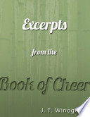 Excerpts from the Book of Cheer