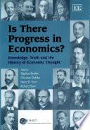 Is There Progress in Economics
