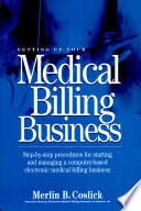 Setting Up Your Medical Billing Business