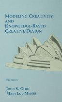 download ebook modeling creativity and knowledge-based creative design pdf epub