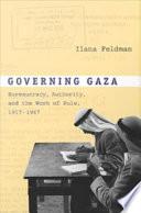 Governing Gaza