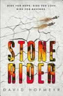 Stone Rider Book Cover