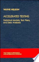 Accelerated Testing book