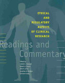 Ethical and Regulatory Aspects of Clinical Research