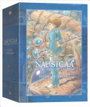 Nausica   of the Valley of the Wind Box Set
