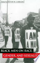 Black Men on Race  Gender  and Sexuality