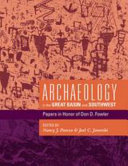 Archaeology in the Great Basin and Southwest