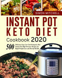 Instant Pot Keto Diet Cookbook 2020