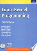Linux kernel programming : algorithms and structures of version 2.4