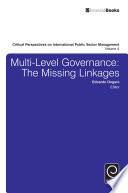 Multi Level Governance