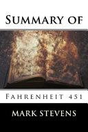 Summary of Fahrenheit 451 Book PDF