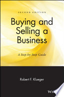 Buying and Selling a Business