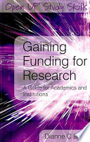 Gaining Funding For Research