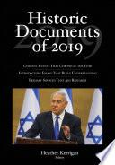 Historic Documents of 2019