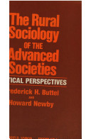 The Rural Sociology of the Advanced Societies