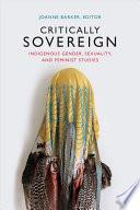Critically Sovereign Book PDF