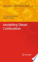 Modelling Diesel Combustion