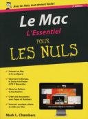 Le Mac  L Essentiel Pour les Nuls