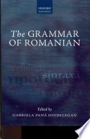 The Grammar of Romanian