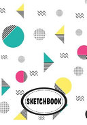 Sketchbook : the perfect place to create your masterpiece. filled...
