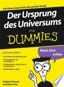 Der Ursprung des Universums f  r Dummies