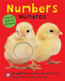 Bright Baby Bilingual Touch Feel Numbers