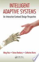 Intelligent Adaptive Systems