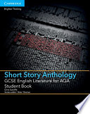 GCSE English Literature for AQA Short Story Anthology Student Book