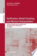 Verification  Model Checking  and Abstract Interpretation