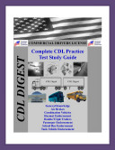 CDL Practice Test Study Guide  Complete CDL Practice Test Study Guide