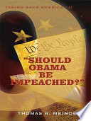 Should Obama Be Impeached