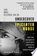Undercover Epicenter Nurse Book PDF
