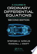 A Course in Ordinary Differential Equations  Second Edition