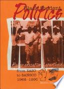 Black Student Politics  Higher Education and Apartheid