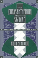 Ebook The Chrysanthemum and the Sword Epub Ruth Benedict Apps Read Mobile