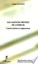 Les agences privées de l'emploi