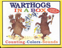 Warthogs in a Box Of Warthog Stickers And Three Full Color
