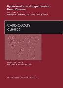 Hypertension and Hypertensive Heart Disease, An Issue of Cardiology Clinics - E-Book