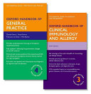 Oxford Handbook Of General Practice And Oxford Handbook Of Clinical Immunology And Allergy