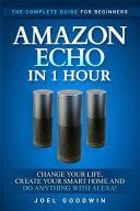 Amazon Echo in 1 Hour