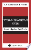 Integrable Hamiltonian Systems