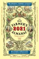 Book The Old Farmer s Almanac 2021  Trade Edition