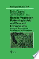 Banded Vegetation Patterning In Arid And Semiarid Environments book