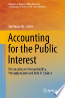 Accounting for the Public Interest