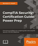 CompTIA Security  Certification Guide  Power Prep