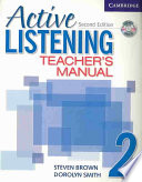 Active Listening with Speaking 2 CD 1